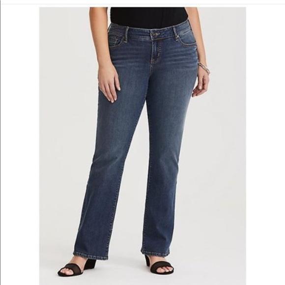 torrid Denim - Torrid Vintage Stretch Bootcut Jeans